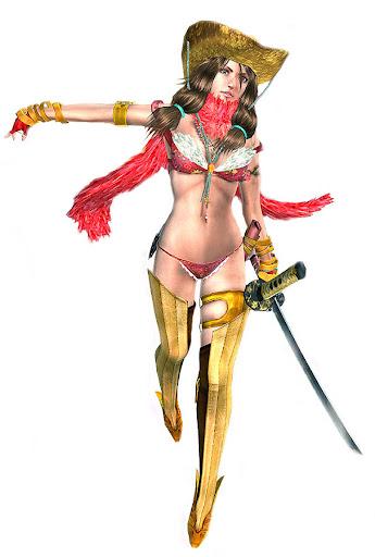 Envydream Onechanbara Bikini Zombie Slayers Aya