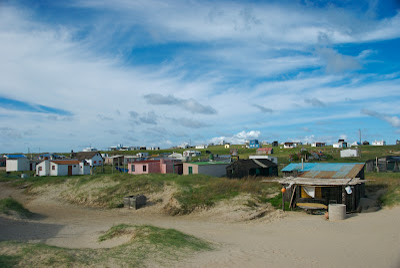 beach cabo polonio uruguay