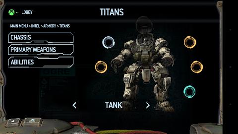 Titanfall™ Companion App Screenshot 2