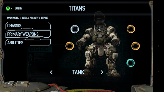 Titanfall™ Companion App Screenshot 2