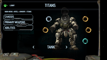 Titanfall Companion App 1.1.0 screenshot 54968