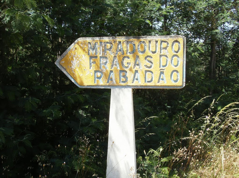 Miradouro Fragas do Rabadão