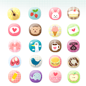 CUKI Theme Cuty Sticker Icon