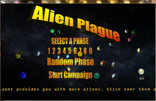 Alien Plague