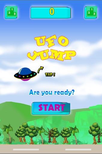 UFO JUMP JUMP