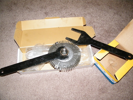 Fan Clutch Removal 95 F150 Ford Truck Enthusiasts Forums