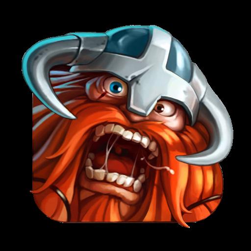 Viking Bash 街機 App LOGO-APP試玩
