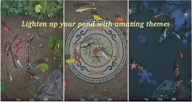 Screenshot of Water Pool Live Wallpaper