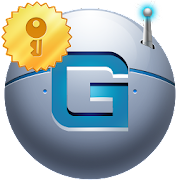 Galaxy Flash Browser License 1.0 Icon