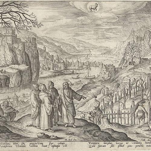 april de parabel de werkers in de wijngaard adriaen