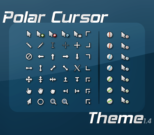 Polar_Cursor_Set