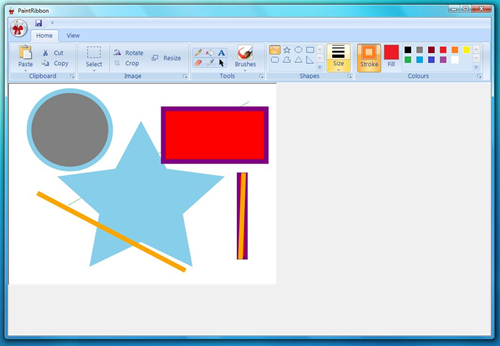 Bring back the functionality of the Paint application modified in the newer version of Windows. The standalone version provides all the features of the classic XP Paint with all relevant interface elements and drawing tools restored. All current image formats are supported.