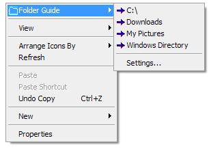 folder-guide-menu