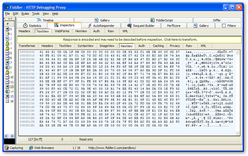 Decrypt HTTP traffic with web debugger Fiddler - Instant Fundas