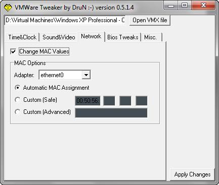 vmware-tweaker3