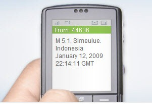 earthquake-sms
