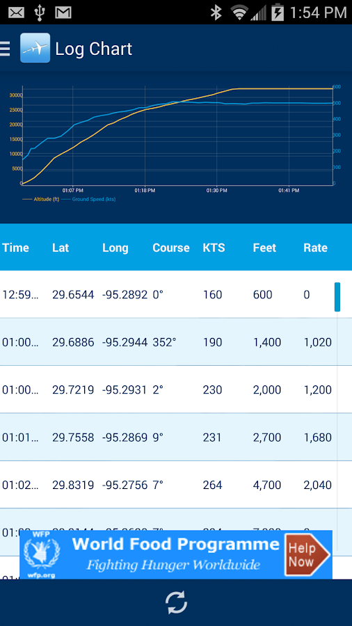 FlightAware Flight Tracker - screenshot