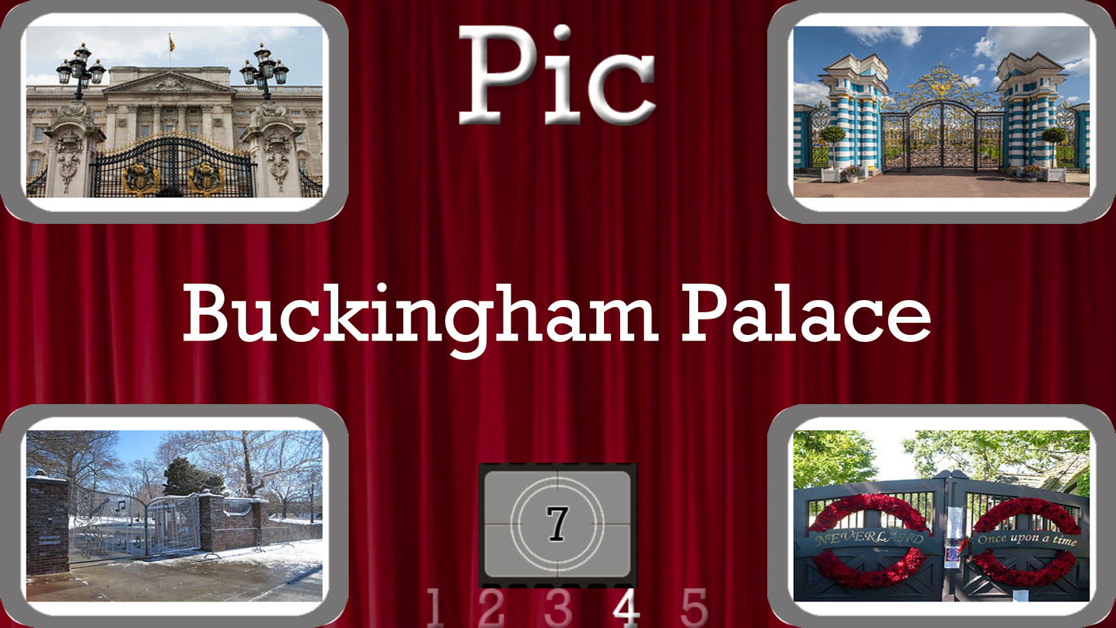 Picture Trivia: The Photo Quiz Guessing Challenge- screenshot