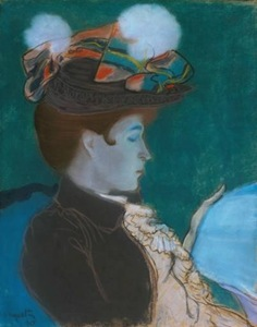 Louis Anquetin - Reading Women