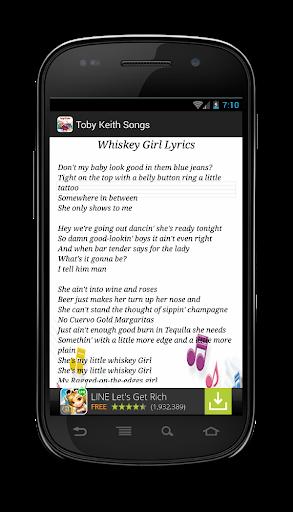 玩音樂App|Toby Keith Songs免費|APP試玩