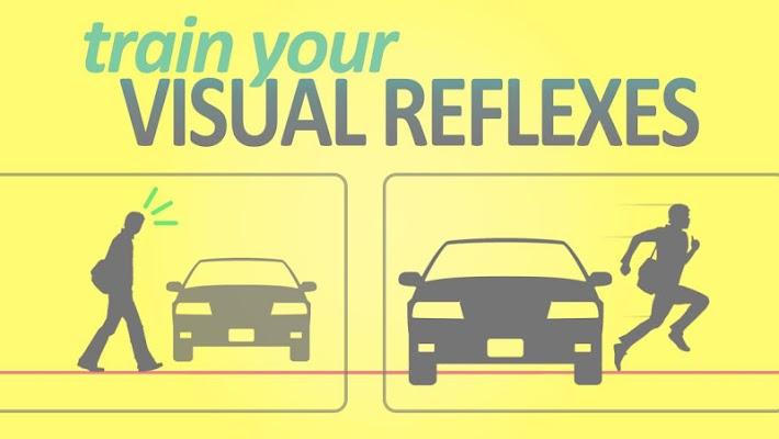 Visual Reflexes - screenshot