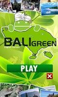 Screenshot of Bali Green