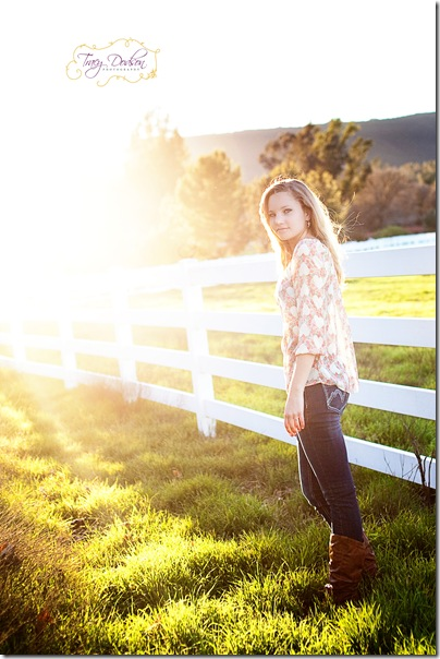 Temecula Senior Portrait 13