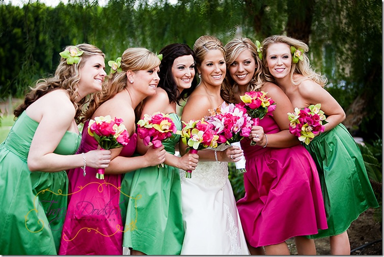 M& D Bridesmaids   061j rep