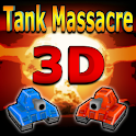 Tank Massacre 3D -Free Limited logo