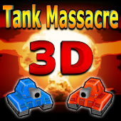 Tank Massacre 3D -Free Limited