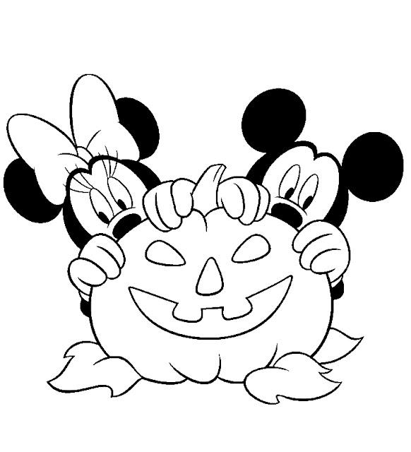 Dibujos De Mickey Y Minnie Para Colorear Colorea Dibujos De