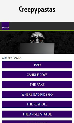 Creepypastas in English