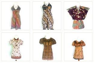 Grosir Baju batik remaja