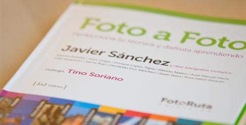 Foto a Foto libro de fotografía