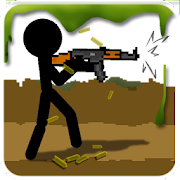 Download Game Stickman And Gun [Mod: a lot of money] APK Mod Free