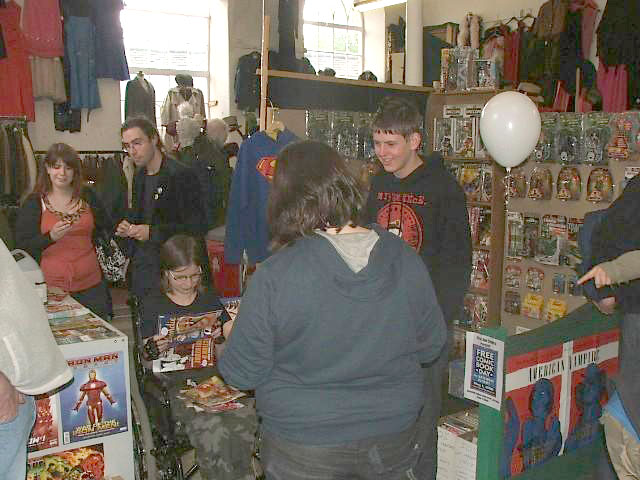 Free Comic Book Day at First Age Comics, Lancaster