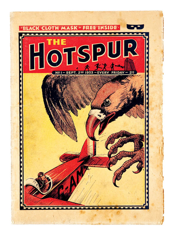 Hotspur Issue 1