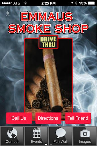 Emmaus Smoke Shop
