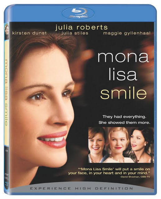 film intuition review database blu ray review mona lisa smile  blu ray review mona lisa smile 2003