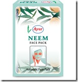 Ayur neem face pack