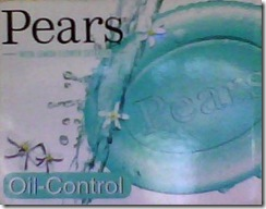 Pears Oil Control