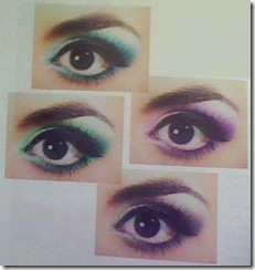 eyemakeup for monsoon