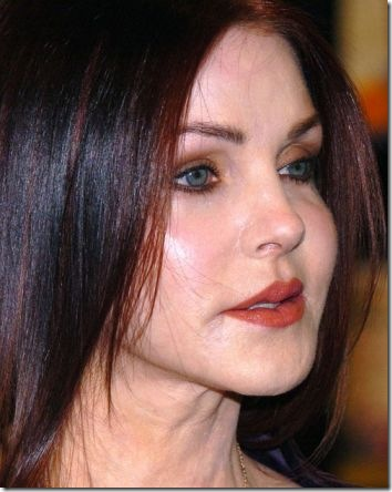 Priscilla Presley - over-botoxed