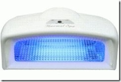 Thermal Spa Automatic Gel Uv Light Nail Dryer