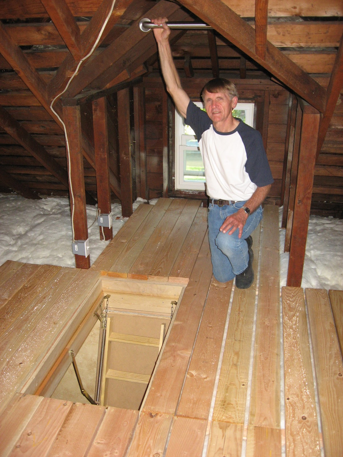 Phillip Norman Attic Access Attic Access 2008