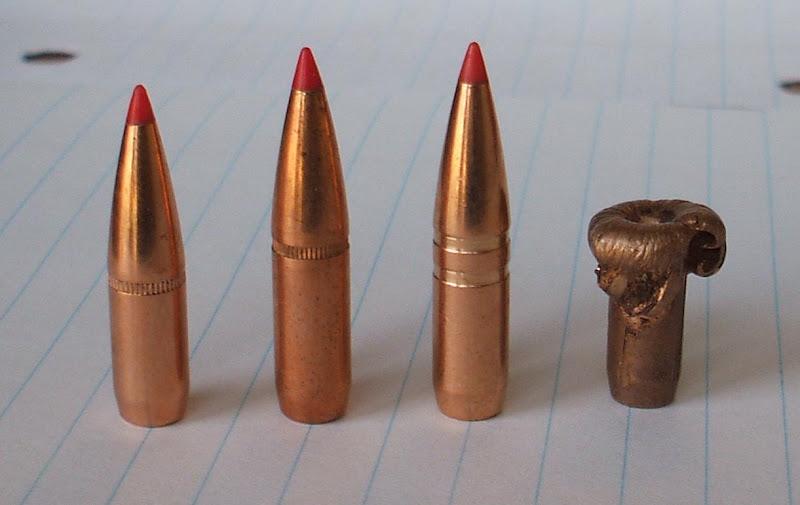 Monolithic bullet performance [Archive] - Kifaru Forums