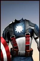 Screenshot of Super Hero Face Changer