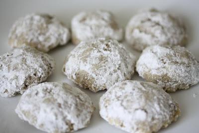 photo of Pecan Russian Tea Cakes