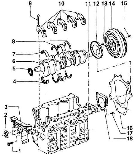 Long Tractor Engine Diagram