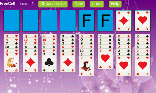 FreeCell Solitaire X